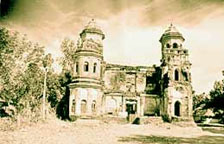 sivaganga palace very rare and old photo