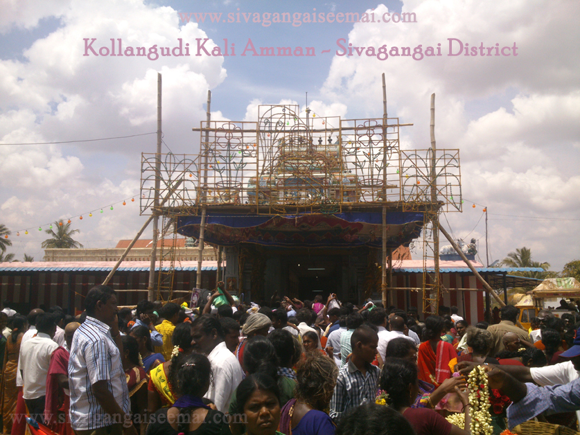 Kollangudi Kali Temple Bus Route Photos and Best Pooja Timings