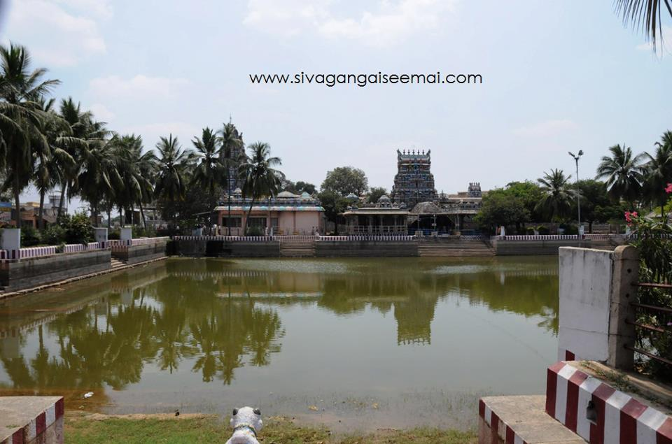 sivagangai tourist places pillayarpatti temple